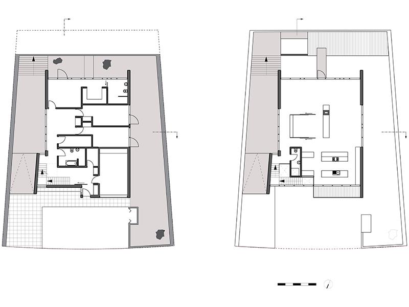Folded home design