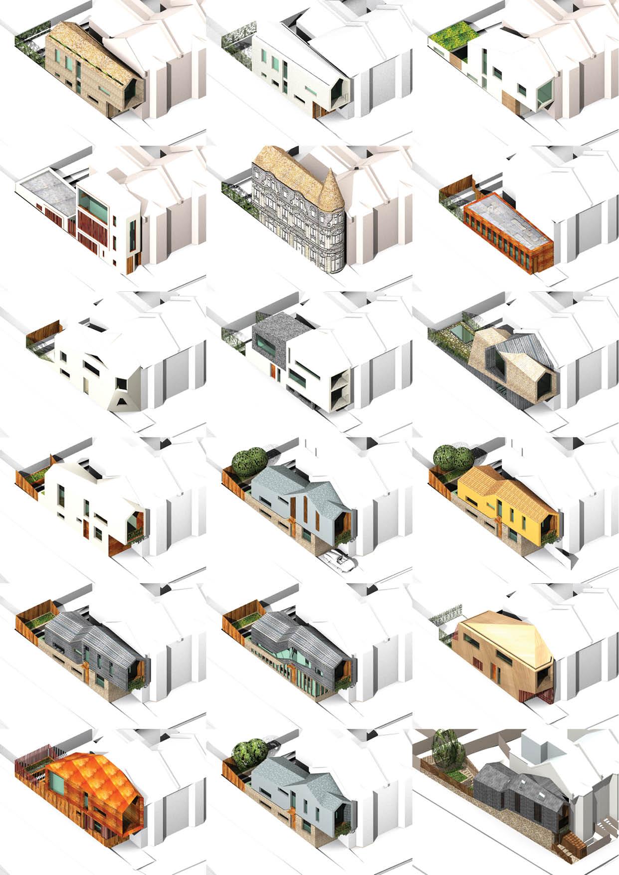 House design options