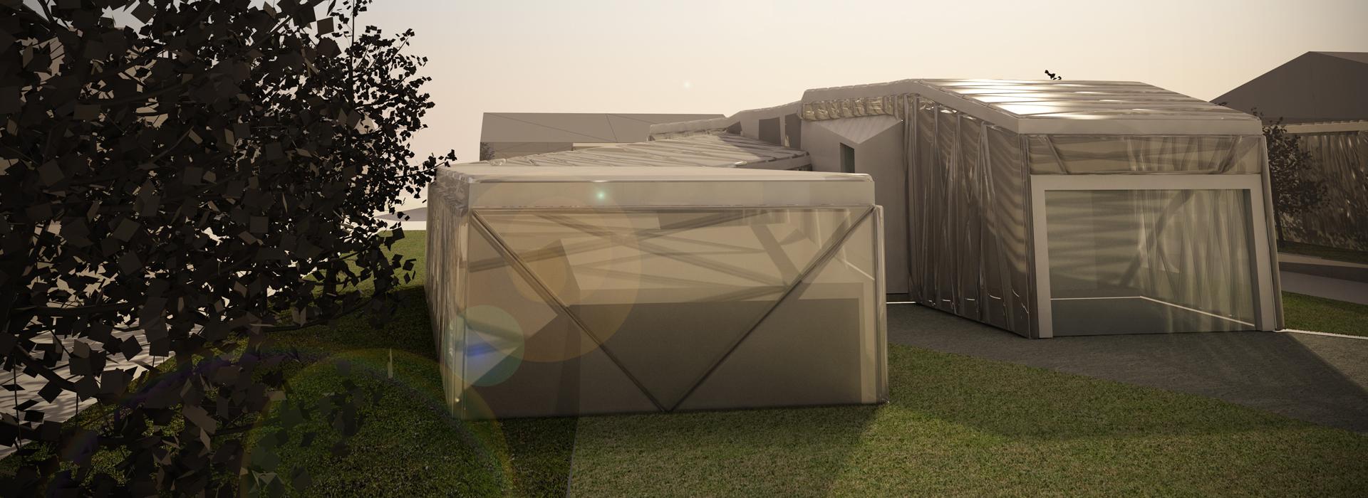 Experimental house 1