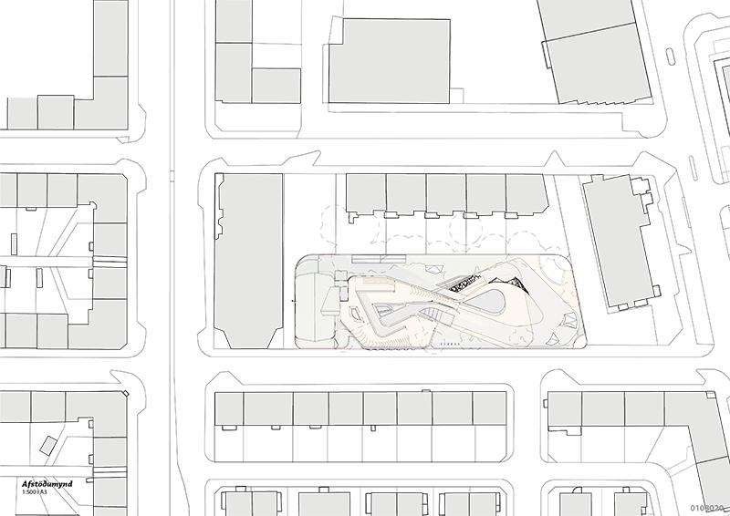 Reykjavik city school area plan