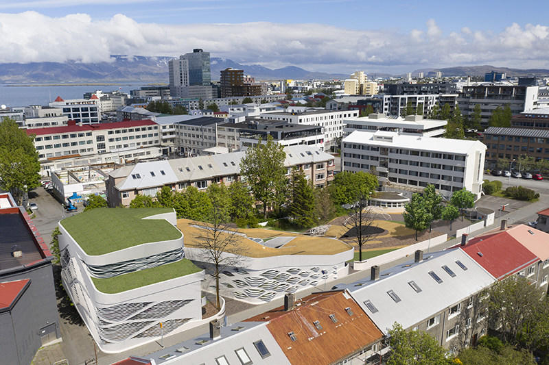 Reykjavik kindergarten overview