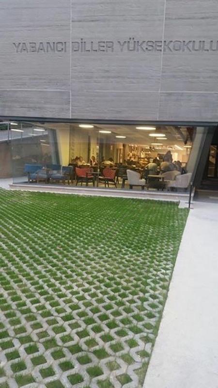 Language Building Cafe