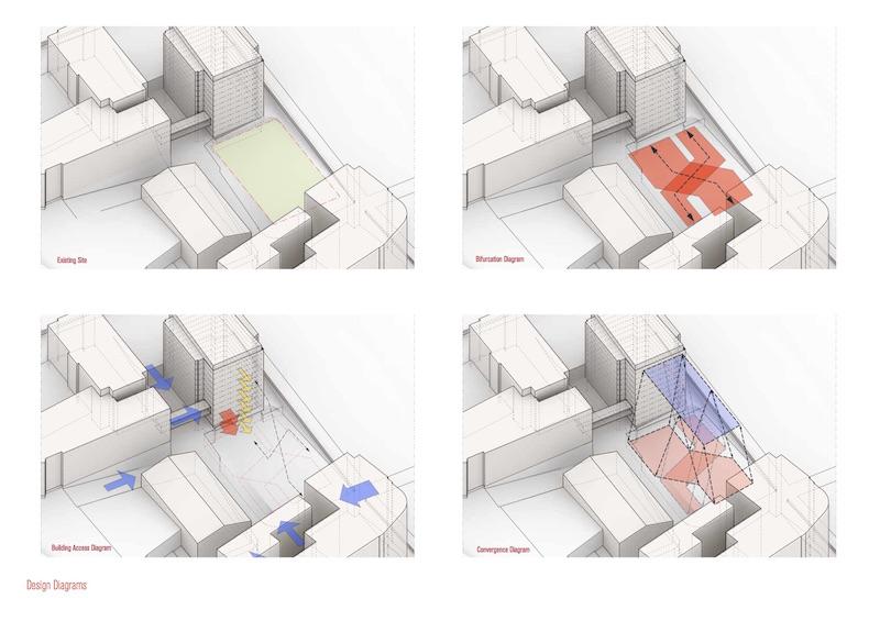 Parametric massing design architecture