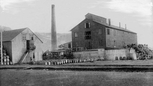 Old Factory Siglufjordur