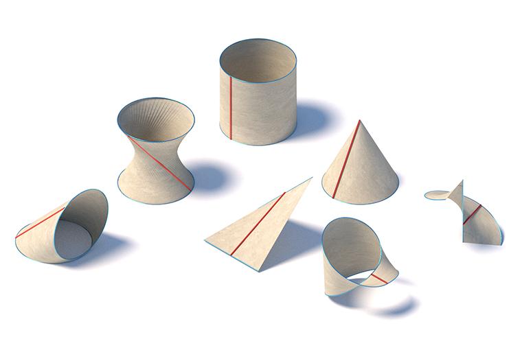 Architectural Geometries