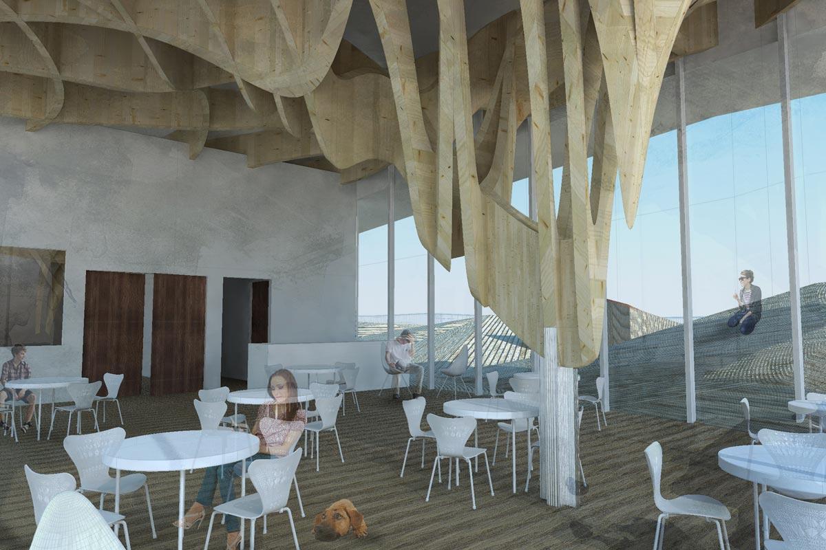 Cafe proposal Iceland
