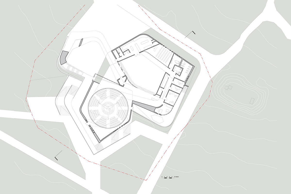 Norse Temple plan