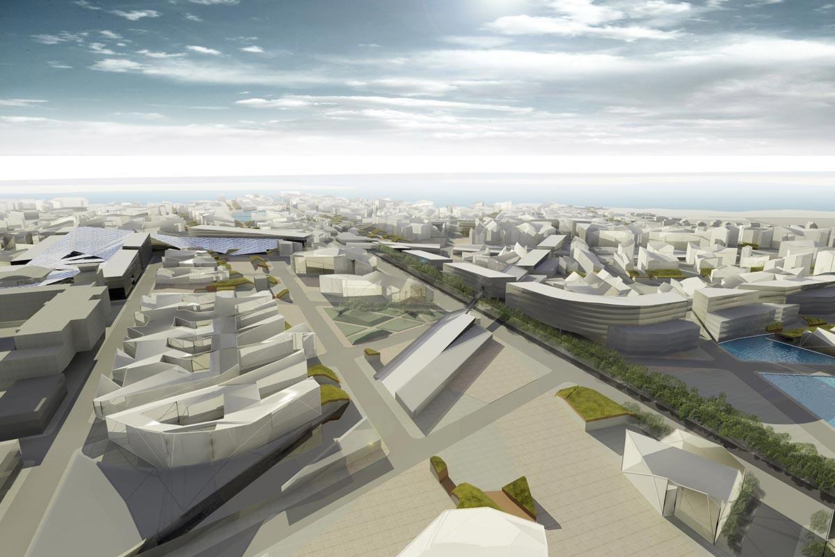 Urban design Iceland
