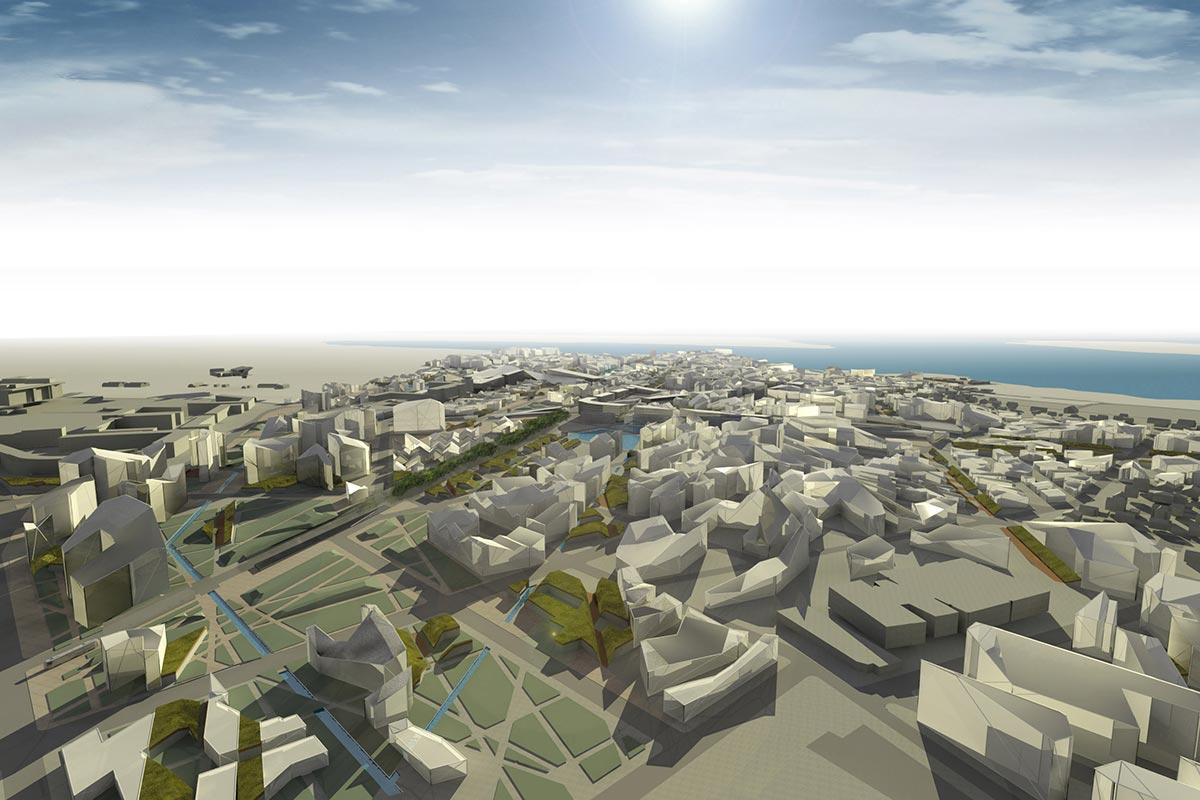 Parametric urban