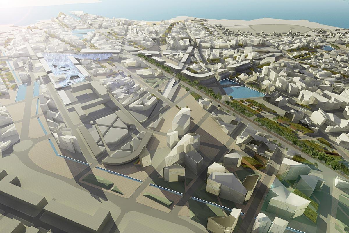 Urban proposal Iceland