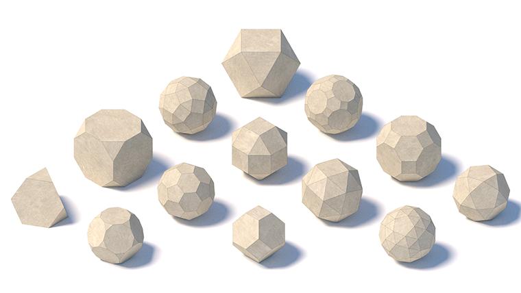 Archemedian Solids